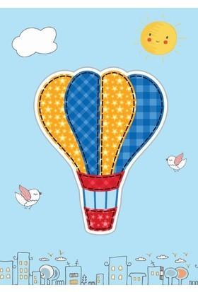 Özverler Balloon Kanvas Tablo COGE-244