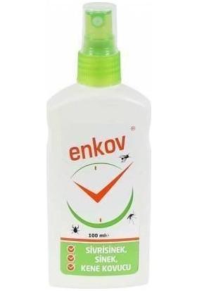 Enkov Sivrisinek Kene Sinek Kovucu 100 Ml. Losyon