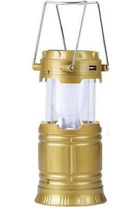 Tıger Güneş Enerjili Kamp Feneri
