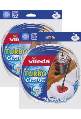 Vileda Easy Wring & Clean Paspas Yedek x 2 Adet
