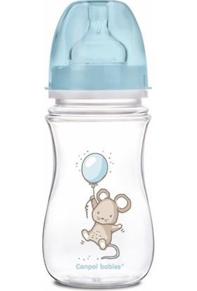 Canpol Babies Little Cutie Collection Antikolik Biberon Kız 3+ Ay 250 ml