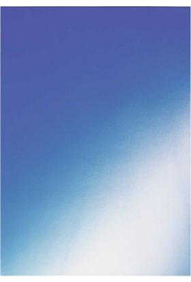 Leitz Pvc Cilt Kapağı 100 Lü Paket-Mavi
