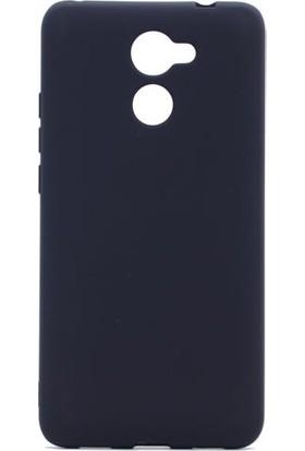 Ehr. Huawei Y7 Prime Premier Ultra Lüx Soft Mat TPU Silikon Kılıf