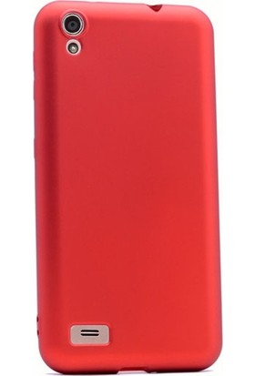Ehr. Vestel Venüs 5040 Premier Ultra Lüx Soft Mat TPU Silikon Kılıf