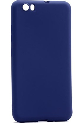 Ehr. Vestel Venüs Z10 Premier Ultra Lüx Soft Mat TPU Silikon Kılıf + Ekran Koruyucu Cam