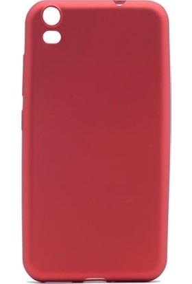 Ehr. Vestel Venüs V5 Premier Ultra Lüx Soft Mat TPU Silikon Kılıf + Ekran Koruyucu Cam