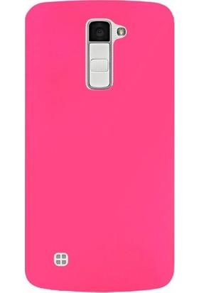 Ehr. LG K10 Premier Ultra Lüx Soft Mat TPU Silikon Kılıf