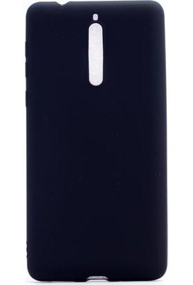 Ehr. Nokia 8 Premier Ultra Lüx Soft Mat TPU Silikon Kılıf