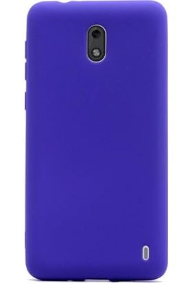 Ehr. Nokia 2 Premier Ultra Lüx Soft Mat TPU Silikon Kılıf