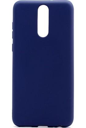 Ehr. LG K11 Premier Ultra Lüx Soft Mat TPU Silikon Kılıf + Ekran Koruyucu Cam