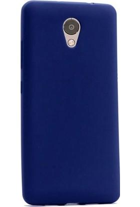 Ehr. Lenova Vibe P1 Premier Ultra Lüx Soft Mat TPU Silikon Kılıf + Ekran Koruyucu Cam