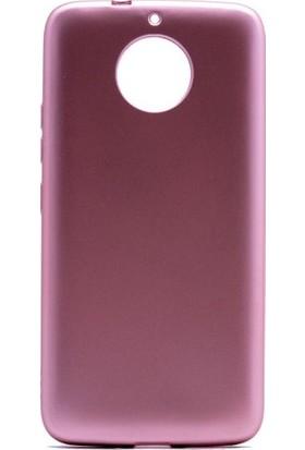 Ehr. Lenova Moto G5S Plus Premier Ultra Lüx Soft Mat Silikon Kılıf + Ekran Koruyucu Cam