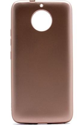 Ehr. Lenova Moto G5S Premier Ultra Lüx Soft Mat TPU Silikon Kılıf