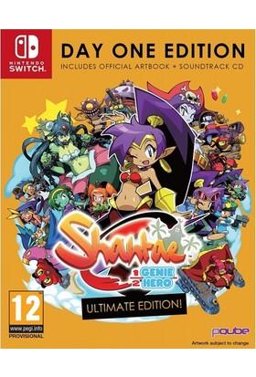 Nintendo Shantae Half Genie Hero Ultimate Day One Edition Nintendo Switch Oyun