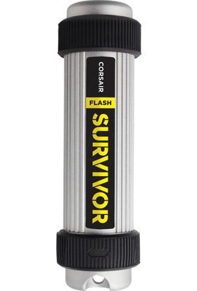 Corsair Flash Survivor 256GB USB 3.0 USB Bellek (CMFSV3B-256GB)