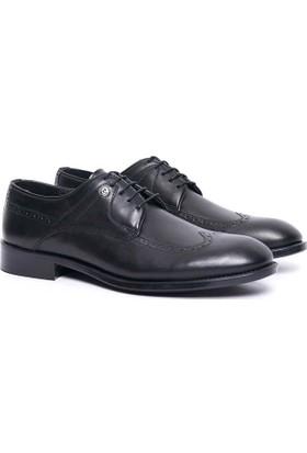 Pierre Cardin Erkek Klasik Ayakkabı Siyah 16309B