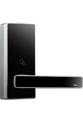 Zkteco Bluetooth Özellikli Ve Dokunmatik Ekran Şifreli Anahtarsız Rfıd Akıllı Kapı Kilidi + 5 Adet Rfıd Kartları