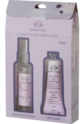 Madame Coco Répertoire Jardin Secret El Kremi 30 Ml + Vücut Spreyi 50 Ml Cerise -Kiraz