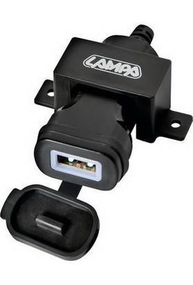 Lampa USB-Fix Hızlı Şarj Soketi 2400mA 38878