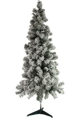 Piyop Karlı Çam Yılbaşı Ağacı 210Cm
