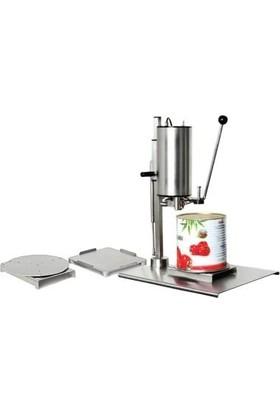 Cancan Peynir Tenekesi Açacağı Konserve Açma Makinası Sanayi Tipi