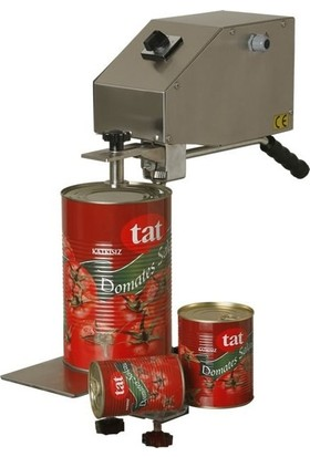 Cancan Sanayi Tipi Elektrikli Konserve Açacağı Makina Endüstriyel