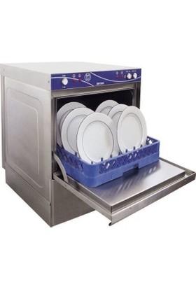 Maksan Set Altı Bulaşık Yıkama Makinası 500 Tabak Drenaj Pompalı