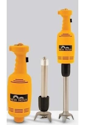 Nova Sanayi Tipi Mikser Çorba Krema El Blender Aleti Makine 30 Cm