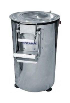Mateka Patates Soyma Makinesi 15 Kg Alüminyum Diskli 220 Volt