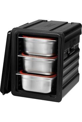 Avatherm Yemek Gıda Taşıma Kabı Gastronom Thermobox Küvet 83 Lt