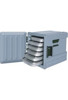 Avatherm Küvet Yemek Gıda Gastronom Termobox Taşıma Kabı 83 Lt