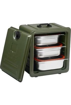 Avatherm Thermobox Yemek Taşıma Kabı Gastronom Gıda Küvet 19,5 Lt