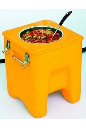 Avatherm Musluksuz Waterbox Catering Thermobox 23 Lt