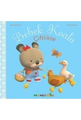 Bebek Koala - Çiftlikte (Ciltsiz) - Nadia Berkane - Alexis Nesme