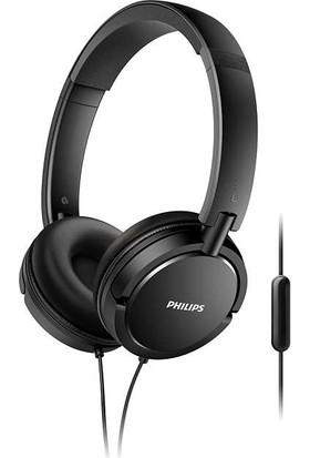 Phılıps-Shl5005 Kafa Bantlı Mikrofonlu Kulaklık