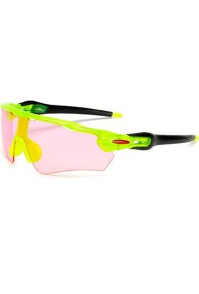 Mixsight Bisiklet Gözlüğü Renkli Cam B5045