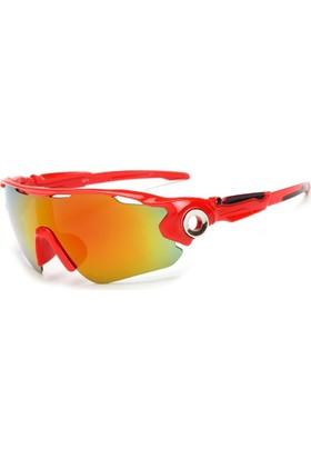 Mixsight Bisiklet Gözlüğü Renkli Cam B5046