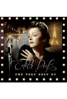 Very Best Of Edith Piaf (LP) 180gr