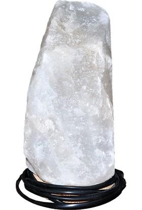 Lokman avm Beyaz Himalaya Kaya Tuzu Lambası 2-3 Kg