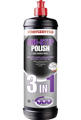 Menzerna One-Step 3 İn 1 Pasta-1 Lt