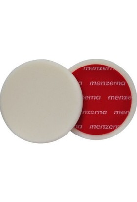 Menzerna P 150 H Polishing Pad Hard, White - 150 Mm (Pasta Süngeri)
