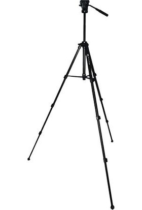 Pdx 701 Pro Plus Profesyonel Video Tripod