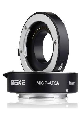 Meike Olympus Micro4/3 İçin Otomatik Makro (Macro) Af Tüp Mk-P-Af3A