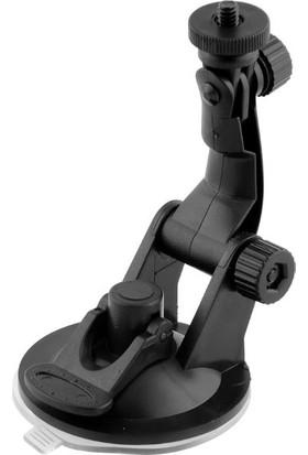 Ayex Aksiyon Sport Kamera Araç Kamerası Dvr Gps VB İçin Vantuz