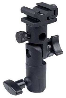 Ayex Flash Shoe Umbrella Holder Flaş Ve Şemsiye Tutucu Gpj-30
