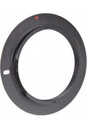 Ayex Nikon İçin M42 Lens Kullanım Adaptörü Alüminyum