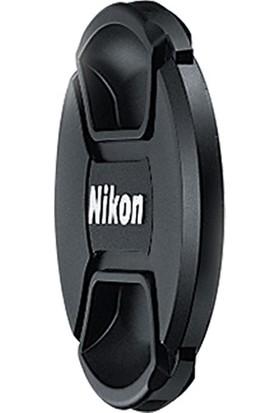 Ayex Nikon 58 Mm Snap On Lens Kapağı Lens Cap Objektif Kapağı