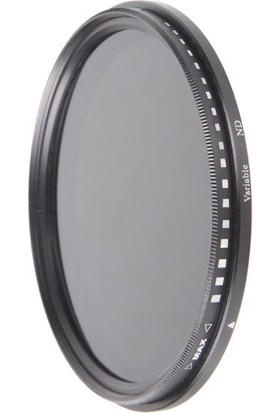 Citiwide 77 Mm Fader Nd2 - Nd400 Variable Ndx Ayarlanabilir Filtre
