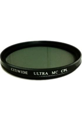 Citiwide Slim Multi Coated 72 Mm Mc Cpl Polarize Filtre