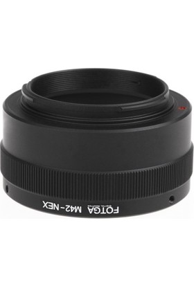 Ayex Sony E Mount Ve Nex İçin M42 Lens Adaptörü